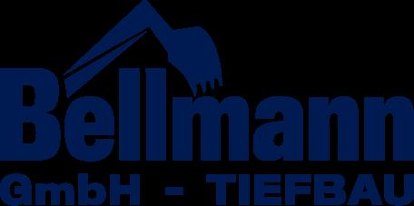 Bellmann GmbH – Tiefbau Logo